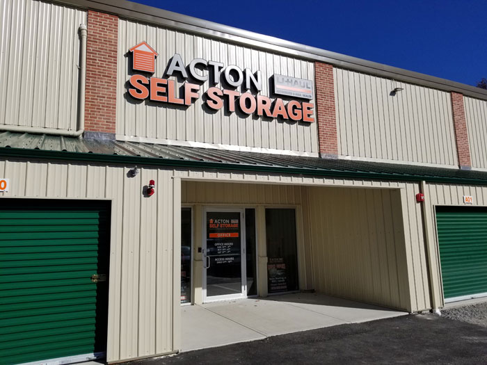 Acton Self Storage