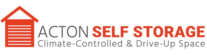 Acton Self Storage Logo
